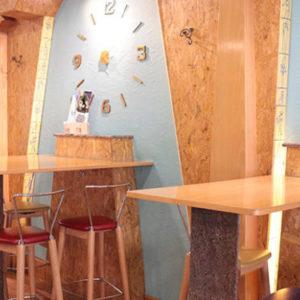 Cafetería Capricho menú do día