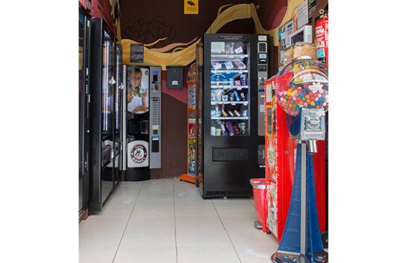 MAEX24 máquinas expendedoras