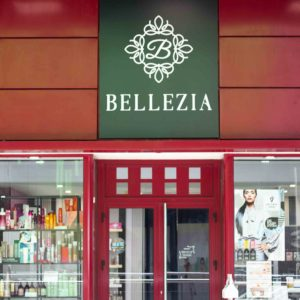 Bellezia en Santiago de Compostela