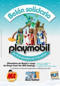 Belén Solidario Playmobil