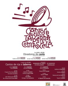 Cantos de Taberna Compostela