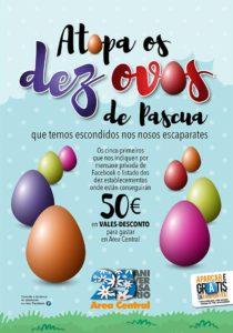 Atopa os 10 Ovos de Pascua