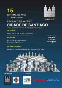 II Torneo de Xadrez Cidade de Santiago