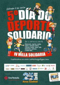 5º Día do Deporte Solidario