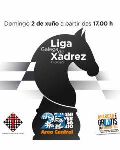 4ª Ed. Liga Galega de Xadrez