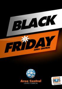 Black Friday en AREA CENTRAL