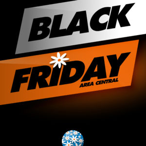 Black Friday en AREA CENTRAL