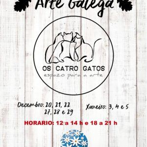 MERCADO DE ARTE GALEGO E TALLERES