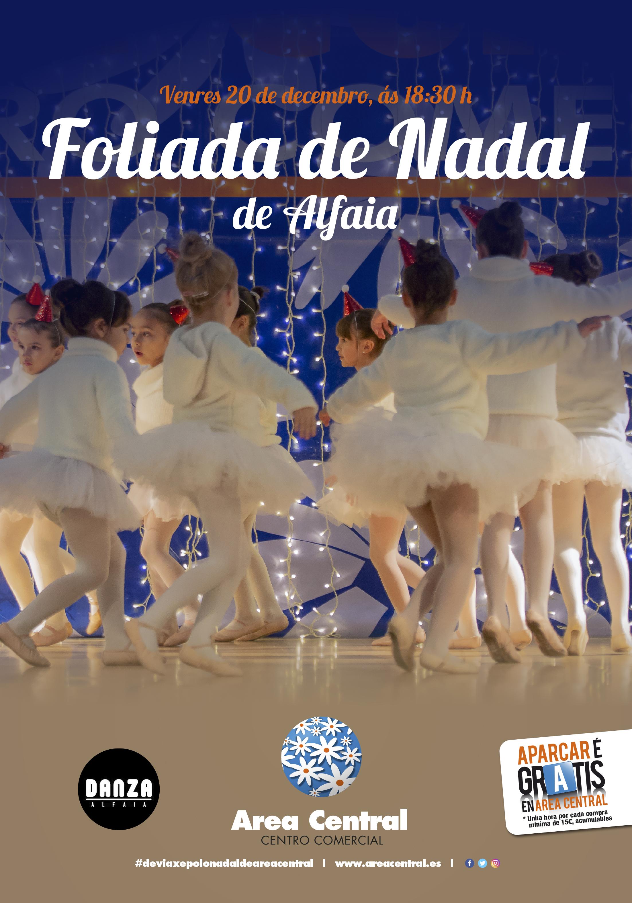 FOLIADA DE NADAL