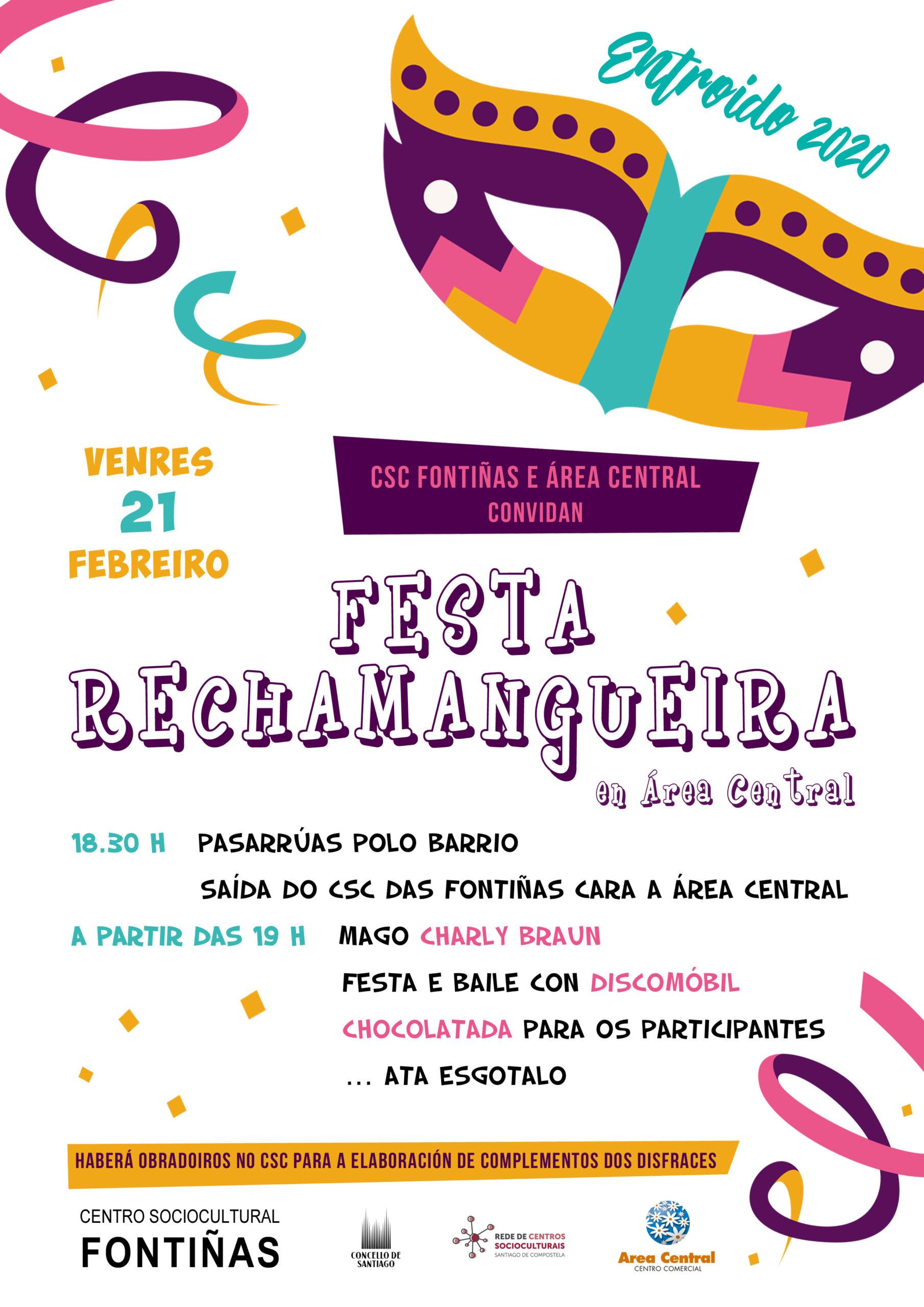 FESTA RECHAMANGUEIRA