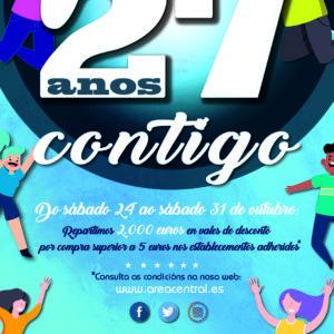 """DINÁMICA DA PROMOCIÓN """"27º aniversario"""""""