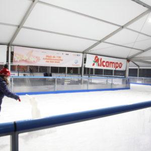 Goza da nosa pista de xeo natural ata o 31 de xaneiro