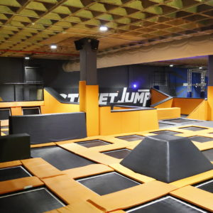 Inxección de ilusión en Área Central coa apertura de Nova Jump, que será referencia do lecer activo en Santiago
